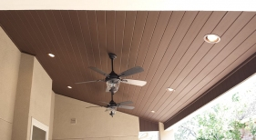 Patio Cover Lighting and Fans