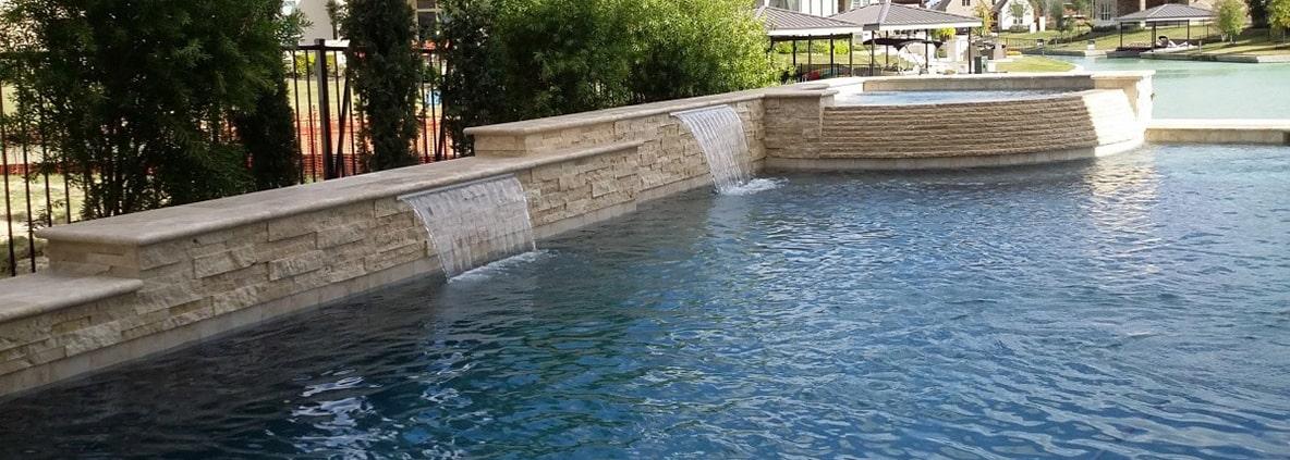 Custom Pool Features